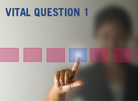 VITAL QUESTION 1