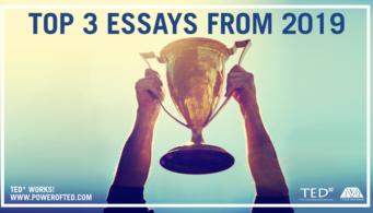 Top 3 Essays of 2019